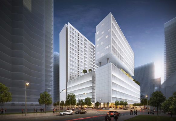 CommercialArchitects_Dallas_2 Trammell Crow Center